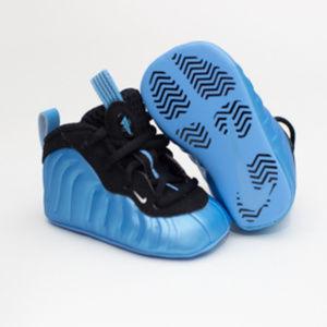Nike Baby Blue Foams